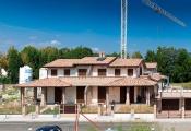 7. bifamiliari in costruzione Residenze al Lago Monticelli Terme